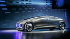 Mercedes F 015 Luxury in Motion - Immagine: 12