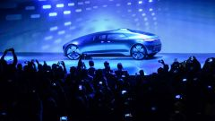 Mercedes F 015 Luxury in Motion - Immagine: 20