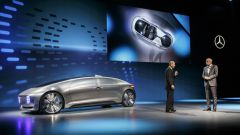 Mercedes F 015 Luxury in Motion - Immagine: 16