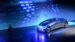 Mercedes F 015 Luxury in Motion - Immagine: 14