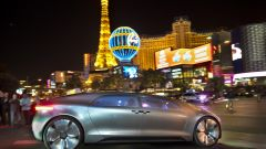 Mercedes F 015 Luxury in Motion - Immagine: 7