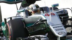 Mercedes F1 2016: il motore V6 ha la tecnologia Nanoslide