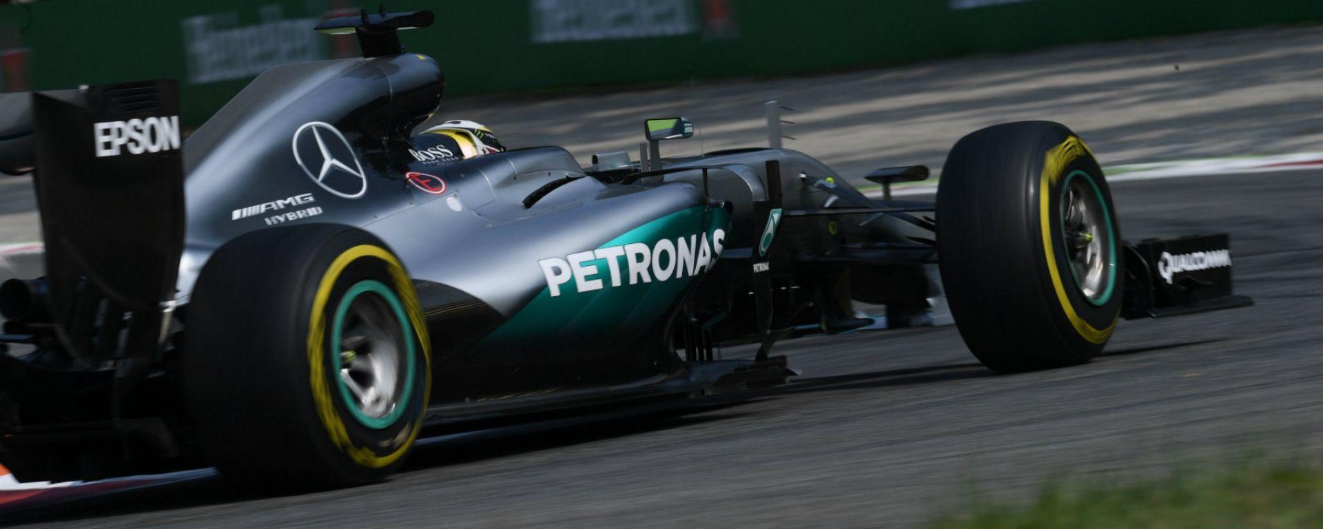 Mercedes Nanoslide: dalla Formula 1 al Zukunftspreis