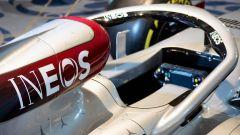 Mercedes F1, c'è anche il rosso sulla livrea 2020