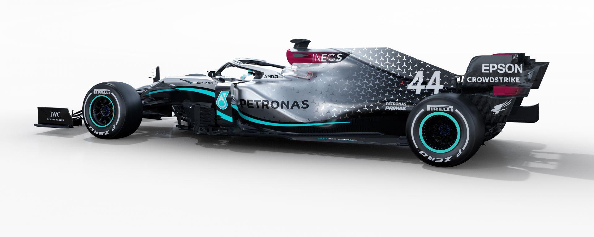 Mercedes F1 W11 EQ