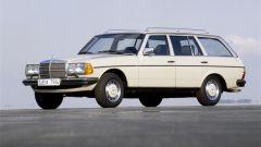 Mercedes alla Fiera di Padova: la storia della station wagon - Immagine: 1