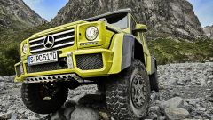 Mercedes G 500 4x4²: alla guida di un monster truck - Immagine: 4