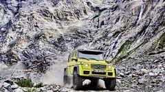 Mercedes G 500 4x4²: alla guida di un monster truck - Immagine: 5