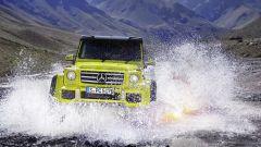 Mercedes G 500 4x4²: alla guida di un monster truck - Immagine: 6
