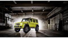 Mercedes G 500 4x4²: alla guida di un monster truck - Immagine: 7