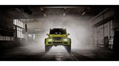 Mercedes G 500 4x4²: alla guida di un monster truck - Immagine: 8