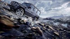 Mercedes G 500 4x4²: alla guida di un monster truck - Immagine: 12