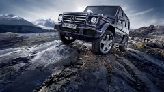 Mercedes G 500 4x4²: alla guida di un monster truck - Immagine: 13