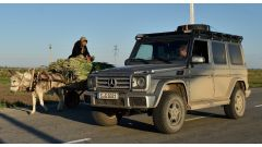 Mercedes G 500 4x4²: alla guida di un monster truck - Immagine: 21