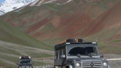 Mercedes G 500 4x4²: alla guida di un monster truck - Immagine: 22