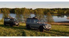 Mercedes G 500 4x4²: alla guida di un monster truck - Immagine: 24