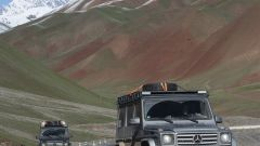 Mercedes G 500 4x4²: alla guida di un monster truck - Immagine: 26