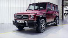 Mercedes G 500 4x4², da fine ottobre stop alla produzione - Immagine: 28