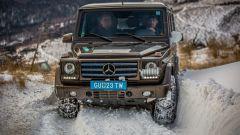 Mercedes G 500 4x4²: alla guida di un monster truck - Immagine: 30