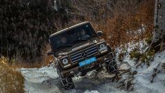 Mercedes G 500 4x4²: alla guida di un monster truck - Immagine: 31