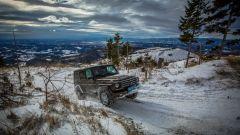 Mercedes G 500 4x4²: alla guida di un monster truck - Immagine: 32