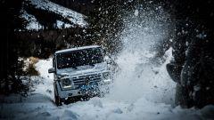 Mercedes G 500 4x4²: alla guida di un monster truck - Immagine: 33