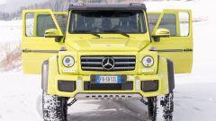 Mercedes G 500 4x4²: alla guida di un monster truck - Immagine: 35