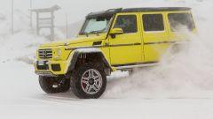 Mercedes G 500 4x4²: alla guida di un monster truck - Immagine: 1