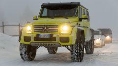 Mercedes G 500 4x4²: alla guida di un monster truck - Immagine: 36