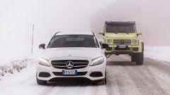 Mercedes G 500 4x4²: alla guida di un monster truck - Immagine: 39