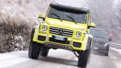 Mercedes G 500 4x4²: alla guida di un monster truck - Immagine: 40