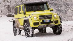 Mercedes G 500 4x4²: alla guida di un monster truck - Immagine: 41