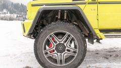 Mercedes G 500 4x4²: alla guida di un monster truck - Immagine: 42