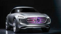 Mercedes G-Code  - Immagine: 11