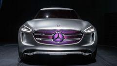 Mercedes G-Code  - Immagine: 12