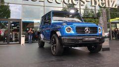 Mercedes G500 g manufaktur