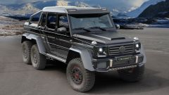 Mercedes G63 AMG 6x6 by Mansory - Immagine: 1