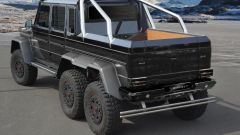 Mercedes G63 AMG 6x6 by Mansory - Immagine: 2