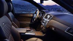 Mercedes GL 2013: le nuove foto - Immagine: 20