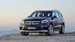 Mercedes GL 2013: le nuove foto - Immagine: 1