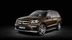 Mercedes GL 2013: le nuove foto - Immagine: 12