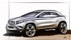 Mercedes GLA - Immagine: 39