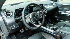 Mercedes GLA 200 d Automatic Premium, gli interni
