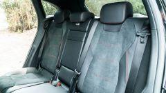 Mercedes GLA 200 d Automatic Premium, i sedili posteriori