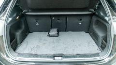 Mercedes GLA 200 d Automatic Premium, il bagagliaio