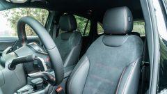 Mercedes GLA 200 d Automatic Premium, il posto guida