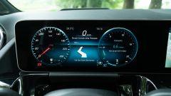Mercedes GLA 200 d Automatic Premium, il quadro strumenti digitale