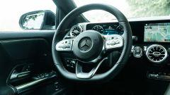 Mercedes GLA 200 d Automatic Premium, il volante