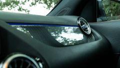 Mercedes GLA 200 d Automatic Premium, la finitura della plancia
