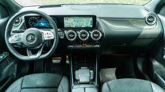 Mercedes GLA 200 d Automatic Premium, la plancia